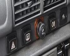 Interruptores, Contactos, Circuitos e Botões Falsos