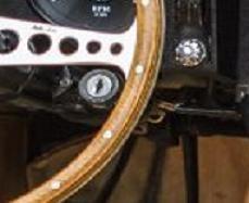 Interruptor de Ignição e Arranque