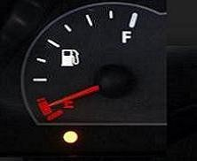 Indicador de Nível Combustível
