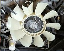 Ventoinhas de Arrefecimento Motor e Ventilador