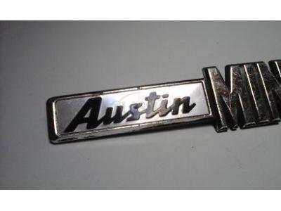 Austin Mini 1000 - Emblema traseiro (AustinMINI1000)