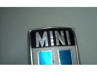 Austin Mini - Emblema principal