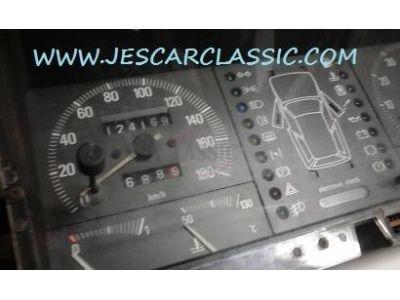 Lancia Y10 - Quadrante de conta KMS