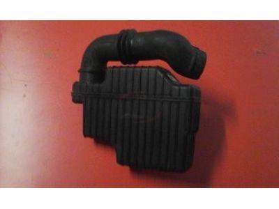 Ford Fiesta MKIV - Caixa de filtro
