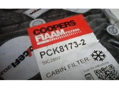 Citroen / Peugeot - Filtro ar de habitáculo (FIAAM)
