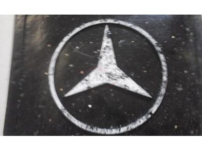 Mercedes-Benz W110 - Jogo de palas roda traseiras