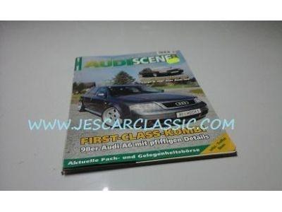 Audi 80 Quattro / Audi A3 / Audi A8 / Audi A6 / Audi 80 Cabriolet - Revista - Audi Scene Live