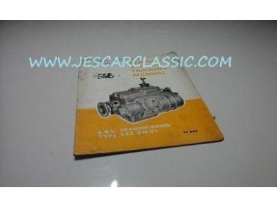 Bedford - Manual de serviço e reparação transmissão (Type 542 SMOT)