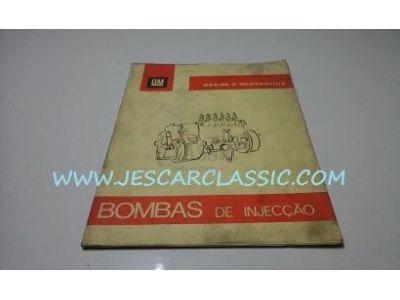 Bedford - Manual de peças e acessórios (BOMBAS DE INJECÇÃO)