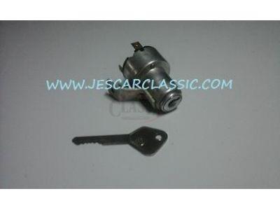 VW Carocha 58-67 / VW Karman Ghia 61-66 - Interruptor de ignição e arranque