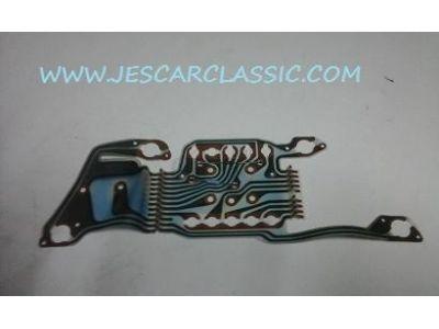 Ford Escort MKIII - Circuito integrado do quadrante conta Kms (FORD)